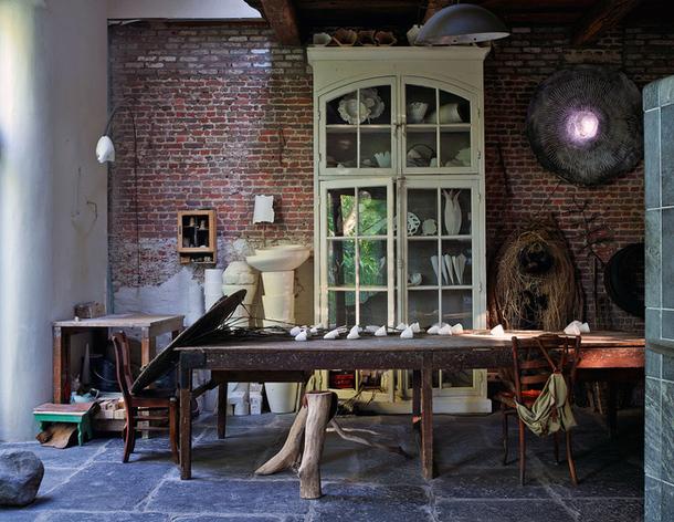 2-Дом художницы Рос ван де Велде, Фландрия.jpg