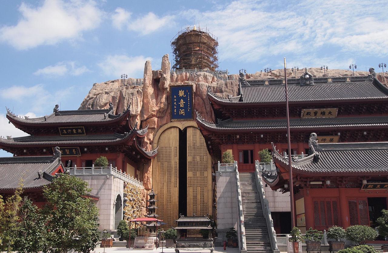 2004 Лунлинь шанхай 1280px-Donglin_Temple_Shanghai_5.jpg