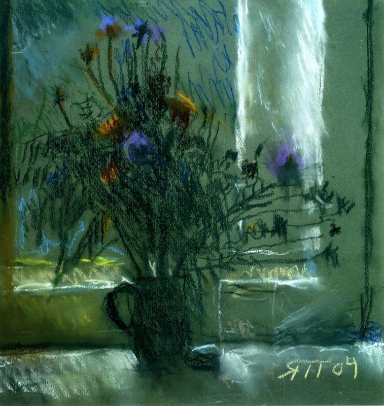 2004 Яблонская Татьяна Ниловна (Россия-Украина, 1917-2005) «Сумерки» 2004.jpg