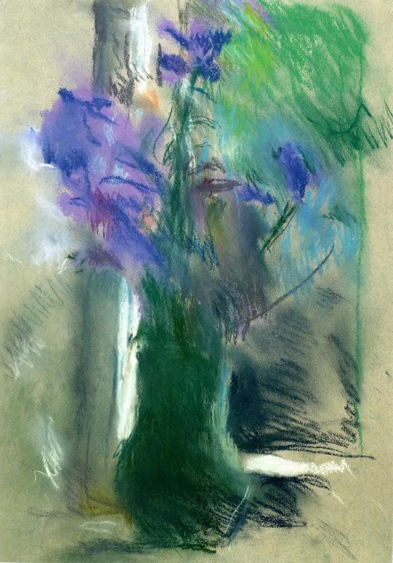 2005 Яблонская Татьяна Ниловна (Россия-Украина, 1917-2005)  «Колокольчики» 2005.jpg