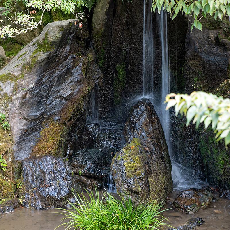203.Кинкаку-дзи.Водопад.jpg