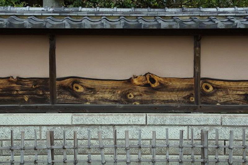 206.Ёсия Нобуко.Стена усадьбы 2.jpg