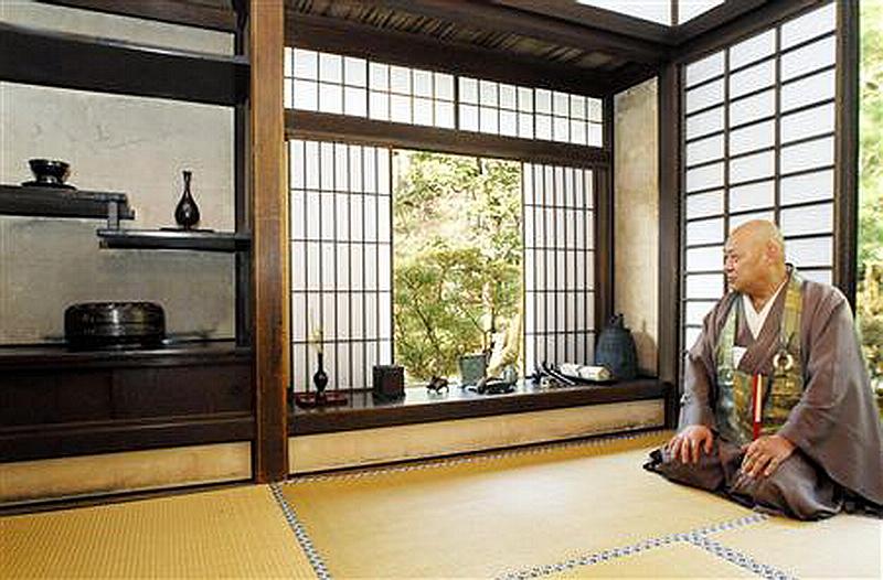 218.Гинкаку-дзи.Тогу-до,чайная комната 2.jpg