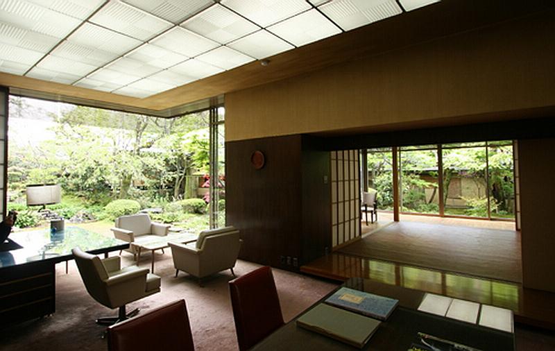 219.Китамура Киндзиро.Общая комната 2.jpg