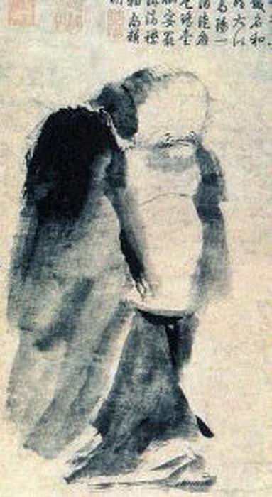 22.Лян Кай. Чаньский монах.jpg
