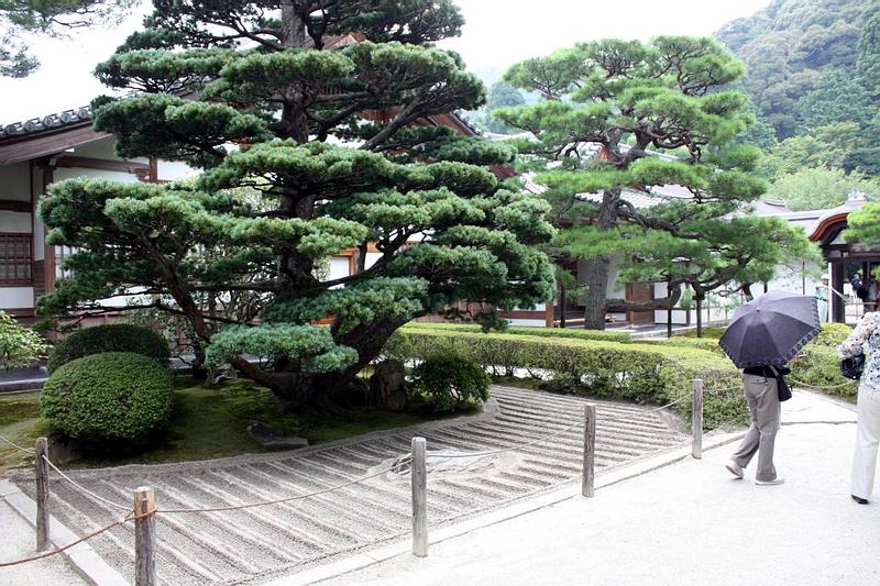 227.Гинкаку-дзи.Внутренний сад.jpg