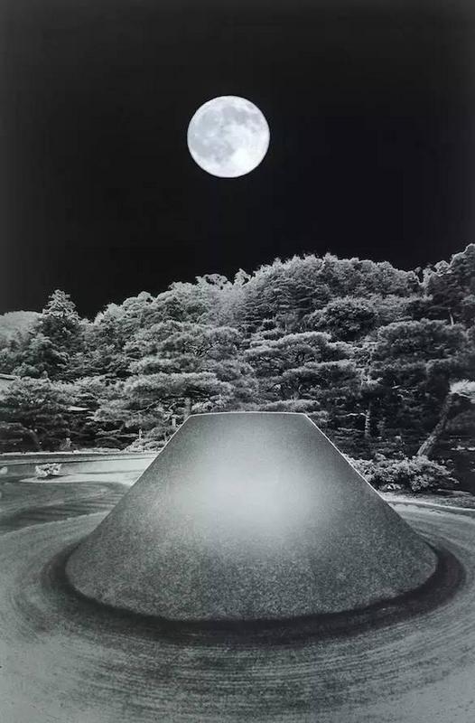 231.Гинкаку-дзи.Песчаный сад.jpg