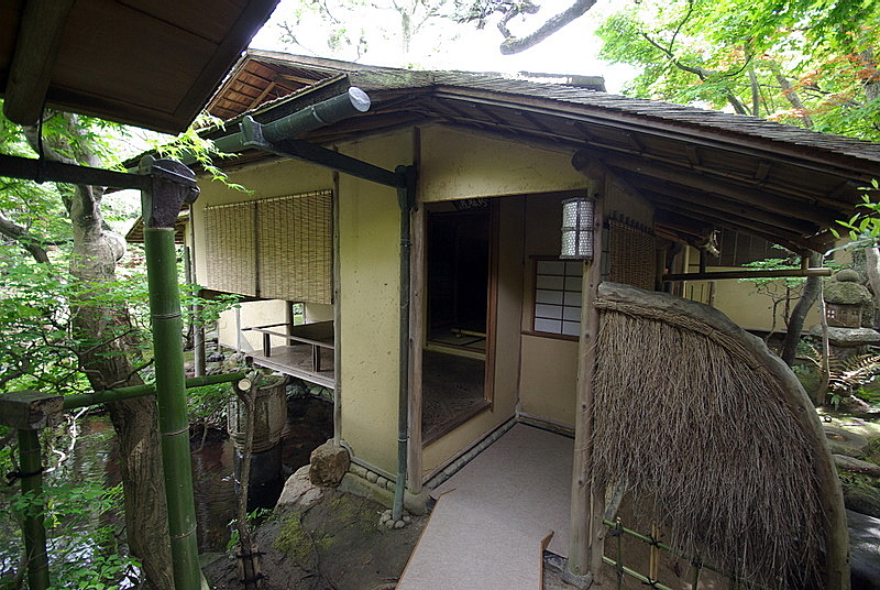 231.Китамура Киндзиро.Чайный павильон.jpg