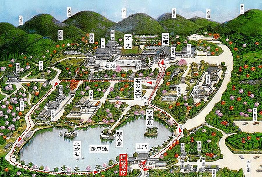 243.Рёан-дзи.Современный план.jpg