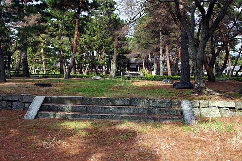267.Сёкоку-дзи. Место, где находились ворота саммон.jpg