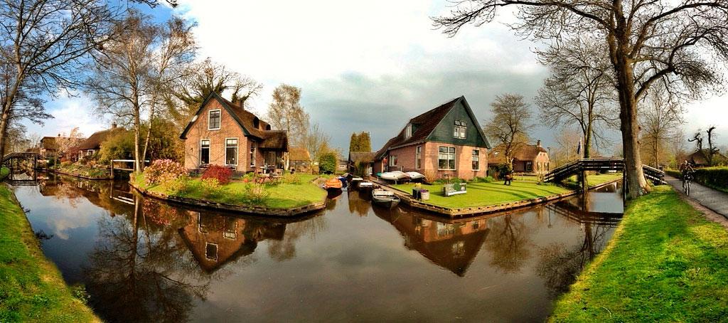 27-Красивые дома в деревне в Нидерландах.jpg