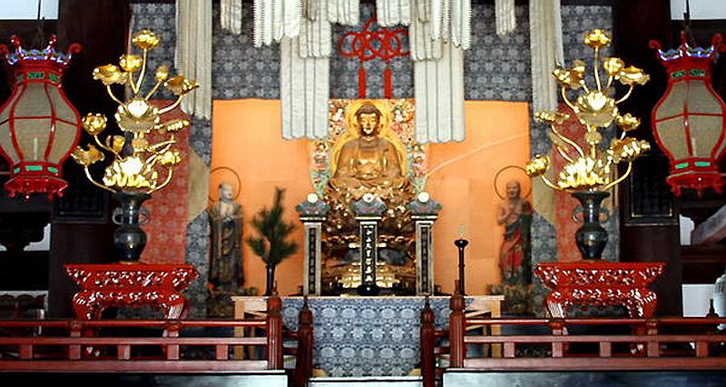 278.Сёкоку-дзи. Храм Дхармы,Сяка-Нёрай.jpg