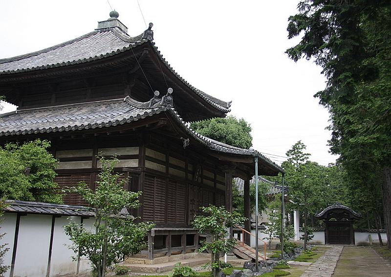289.Рюмон-дзи.Храм Фудо,Китайские ворота.jpg