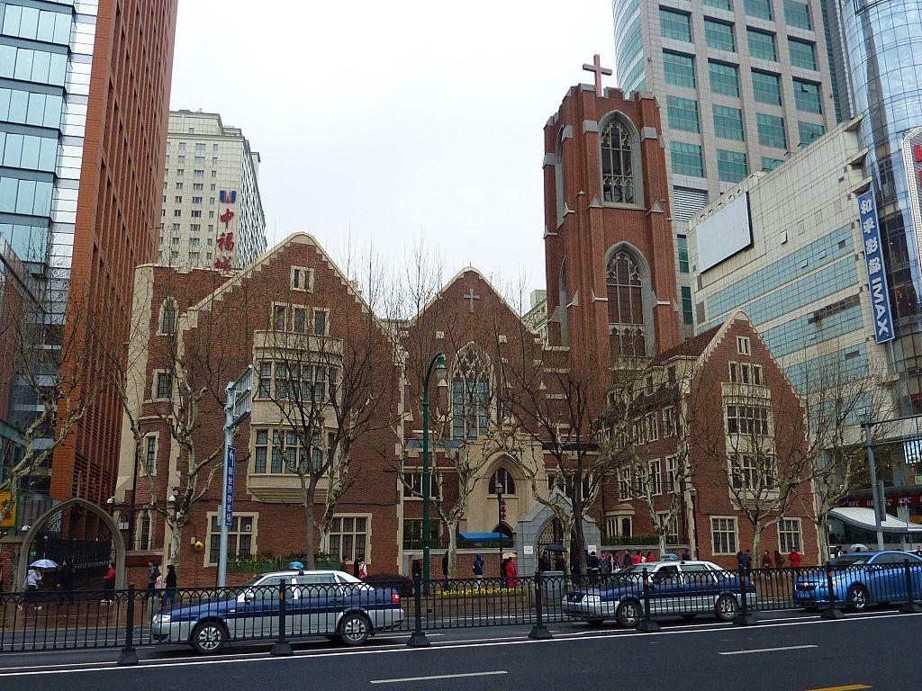 29 г˙·ChinaUli2010·.·_Shanghai_-_Church_-_panoramio_(3).jpg