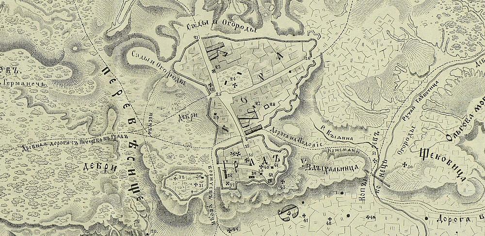 3. Карта Киева 988 - 1240 гг.jpg