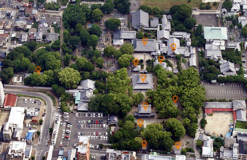 3.Сёфуку-дзи.Вид сверху.jpg