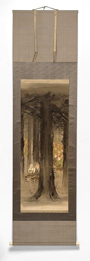 312px-Ogata_Gekko_-_The_Fox_Wedding_-_2005.184_-_Museum_of_Fine_Arts.jpg