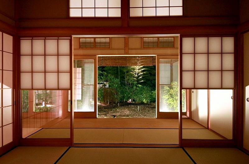 32.Канагава 1965.Комната в японском стиле.jpg