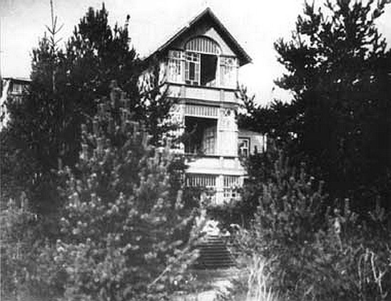 320.Большая дача, южный фасад (1912).jpg