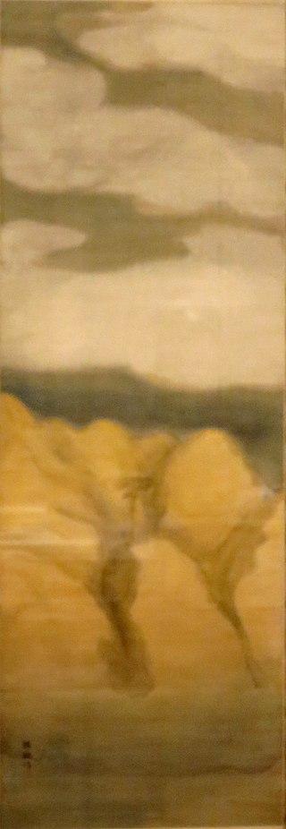 320px-Winter_Mountain_by_Kondo_Koichiro,_Honolulu_Museum_of_Art.jpg