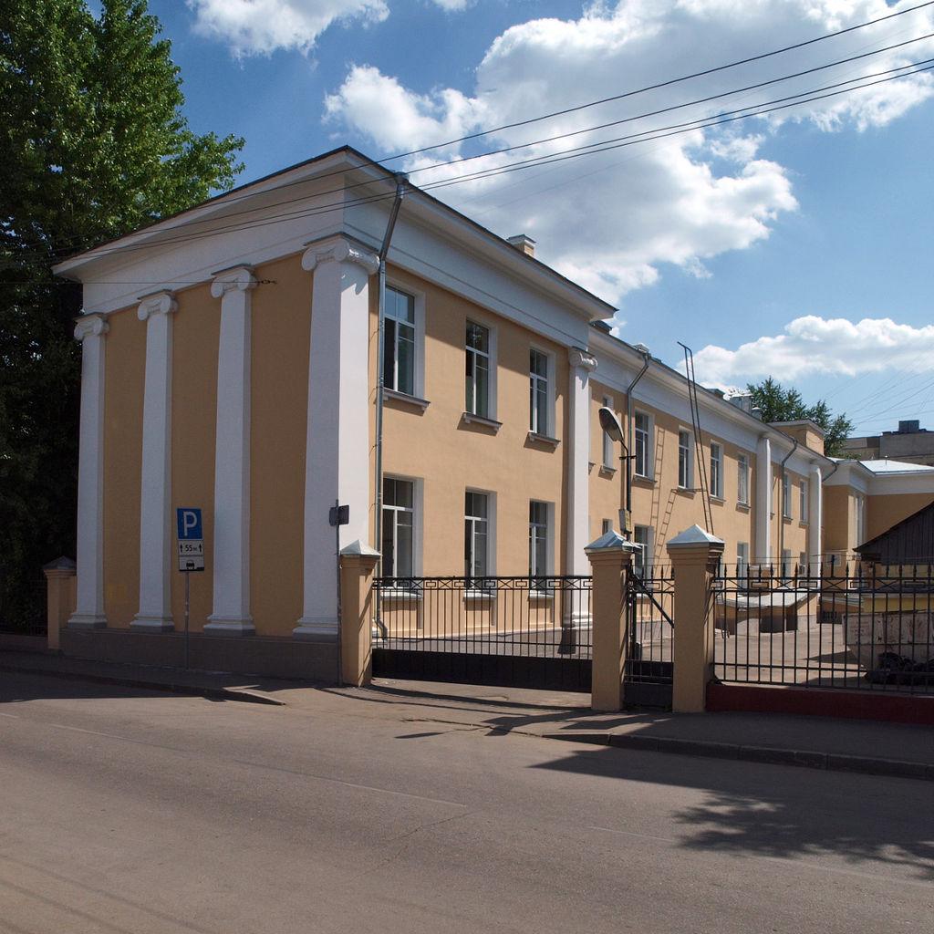 33-Moscow,_Bolshoy_Kharitonyevsky_26(14K3-19)_July_2009_01.JPG