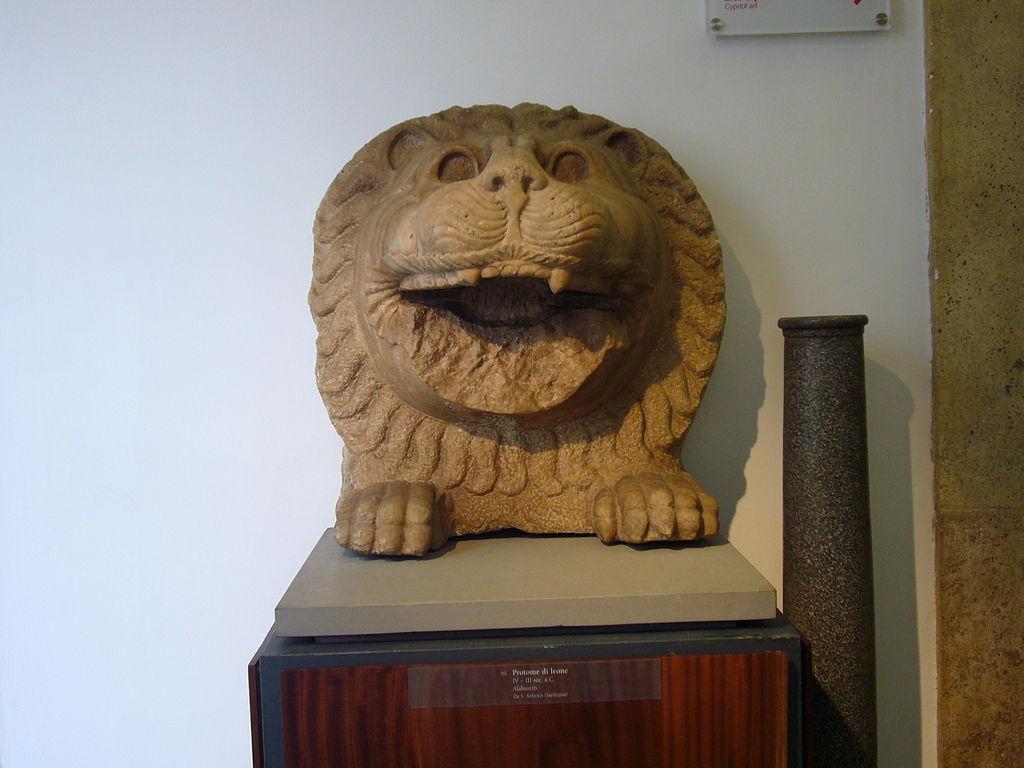4 до1024px-Museo_Barracco_-_leone_da_s_Antioco_IV_aC_1010634.JPG