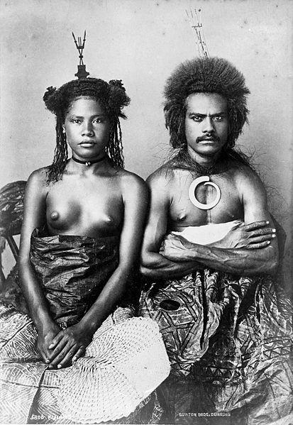 413px-Fijian_man_and_woman,_1884.jpg