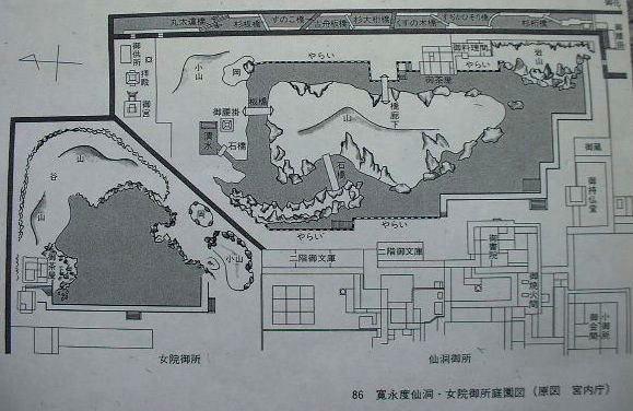 46.Сад Сэнто Госё.План.jpg