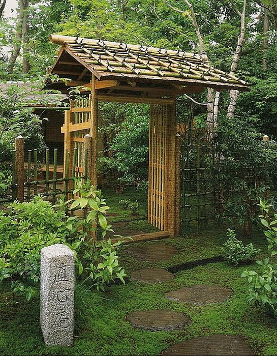 47.Масуно Сюммё.Самукава.Ворота родзи..jpg