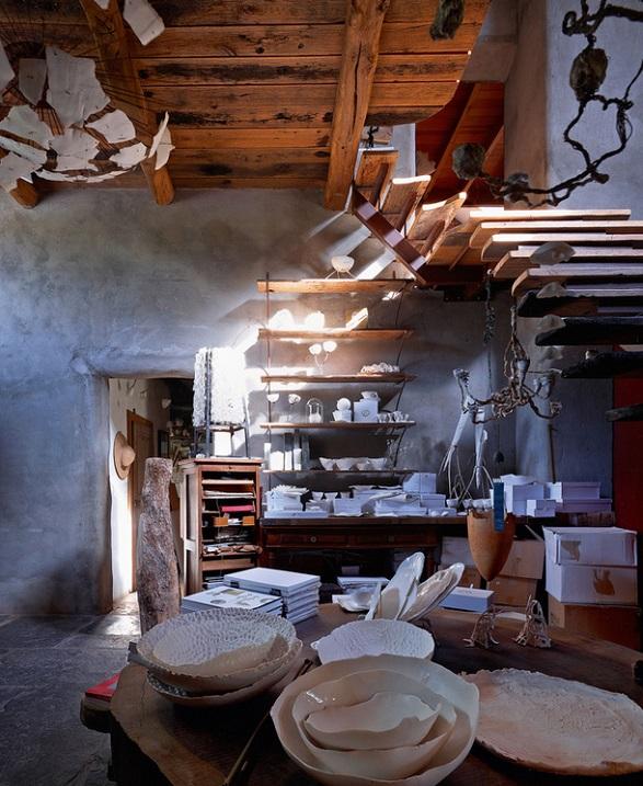 5-Сказочный дом фландрийской художницы Рос ван де Велде.jpg