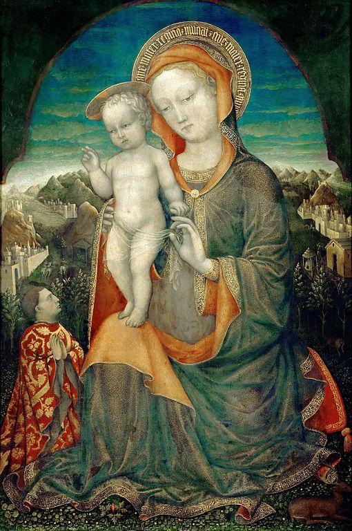 510px-Jacopo_Bellini-_Madonna_and_Child.jpg