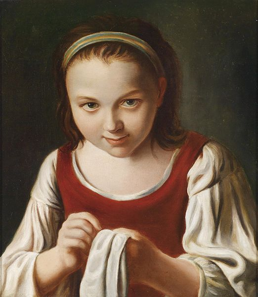 522px-Pietro_Antonio_Rotari_(workshop)_Sewing_girl.jpg