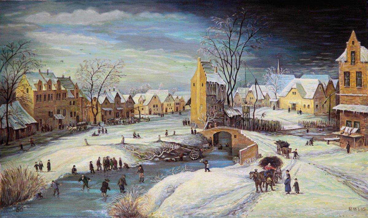 5651 Joos de Momper-Dorf im Winter.JPG