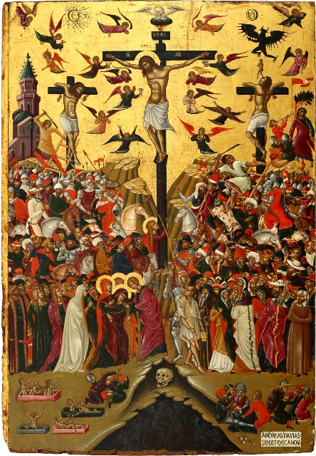 5_ The CrucifixionГеоргиос Клонтзас.jpg