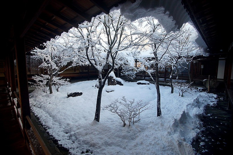 60.Китаяма Ясуо.Тёон-тэй.Зима.jpg