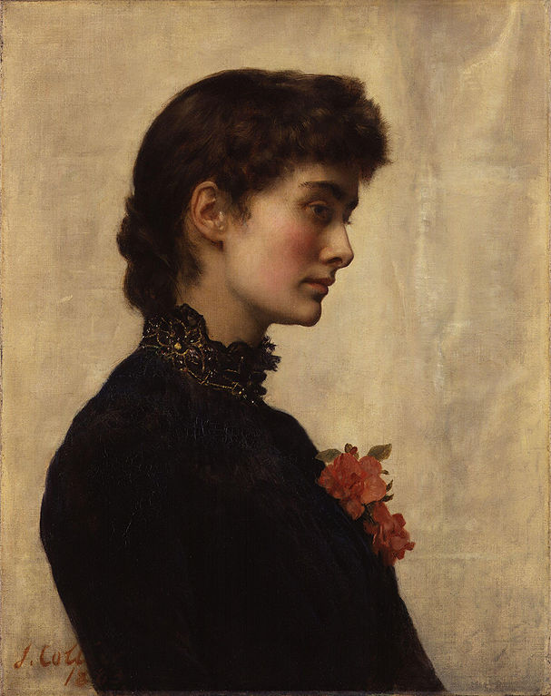 607px-Marion_Collier_(née_Huxley)_by_John_Collier.jpg