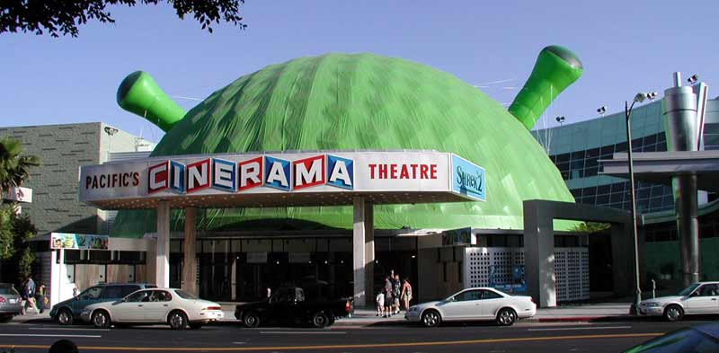 63Cinerama-Dome-decorated-for-Shrek-2.jpg