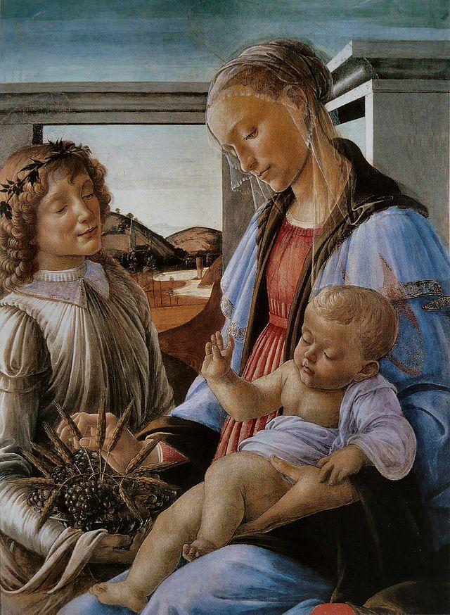 640px-Botticelli_-_Madone_de_l\'Eucharistie.jpg