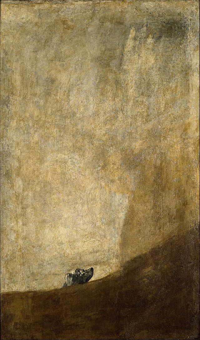 640px-Goya_Dog.jpg