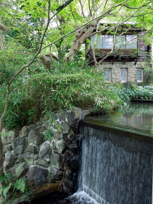 66.Кага Сётаро.Водопад.jpg