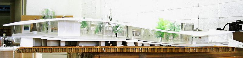76.Нсидзава Рюэ.Художественный музей Сэндзю Хироси.Макет.jpg