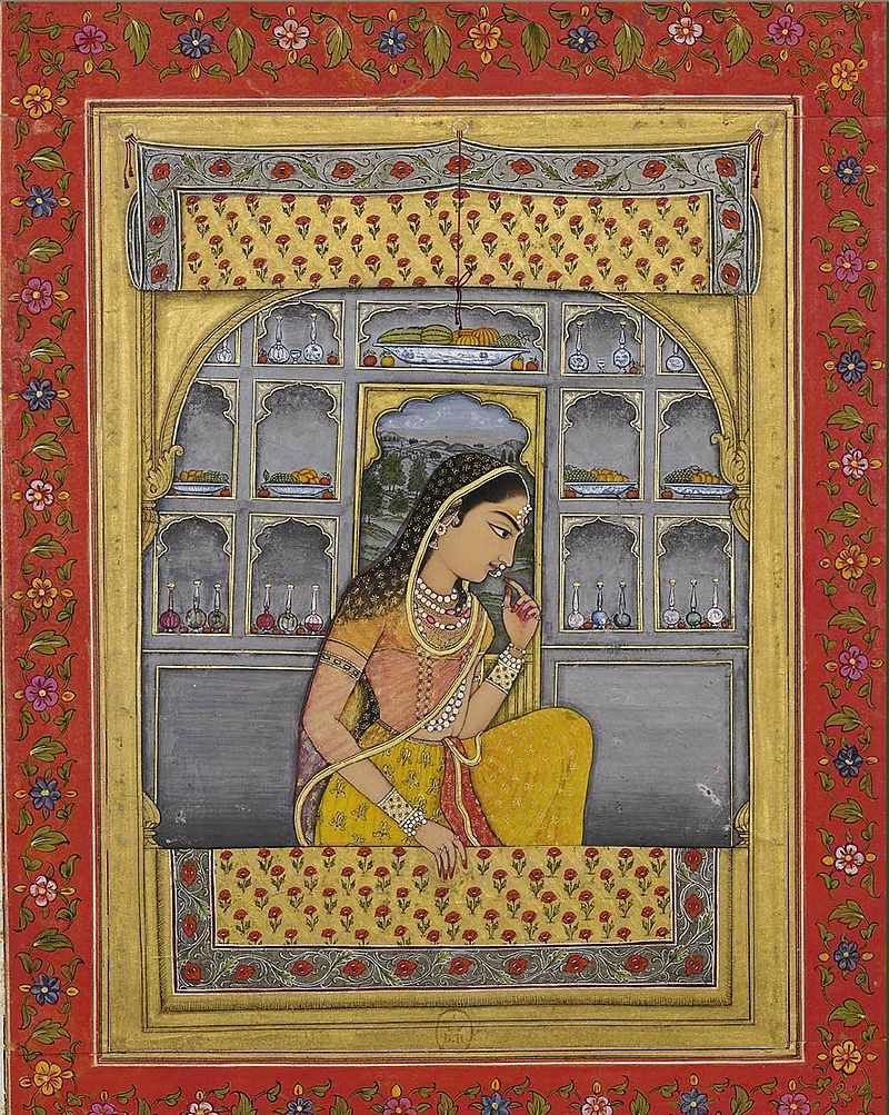 800px-22Princess_Padmavati_ca._1765_Bibliothèque_nationale_de_France,_Paris.jpg