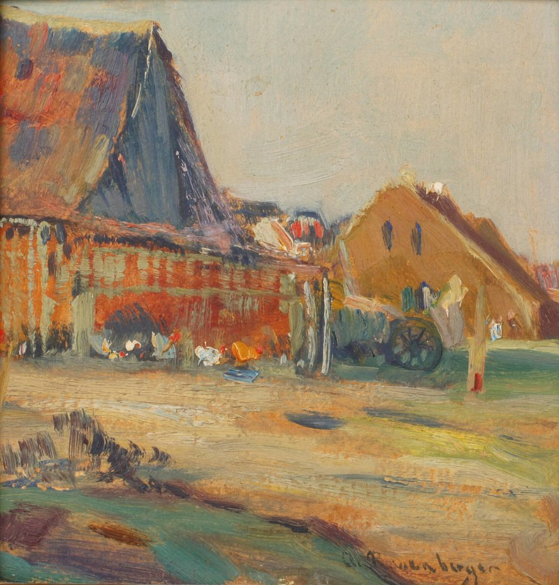 800px-Alfred_Rasenbeger_-_Dorflandschaft,_c._1920.jpg