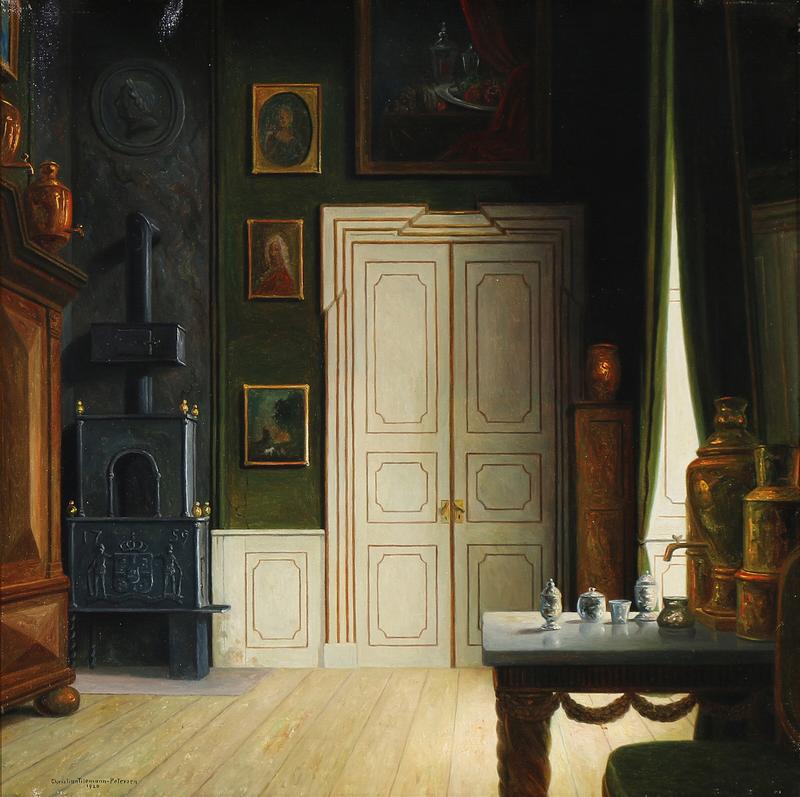 800px-Christian_Tilemann-Petersen_-_Interiør_fra_Ledreborg_-_1920.png