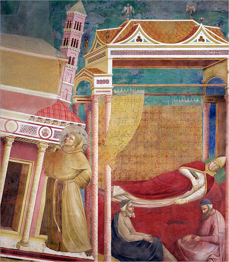 800px-Giotto_-_Legend_of_St_Francis_-_-06-_-_Dream_of_Innocent_III.jpg