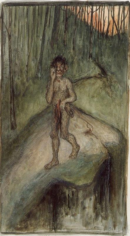 800px-Hugo_Simberg_-_Creature_-_A_II_968-18_-_Finnishп_National_Gallery.jpg