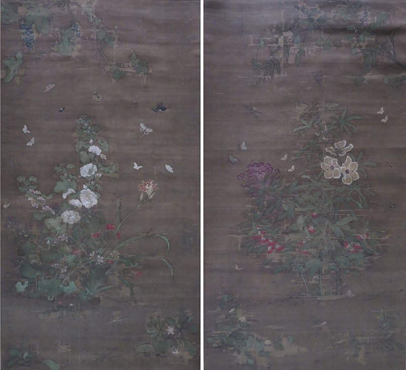 800px-Insects_and_Flowers,_Yuan_dynasty,_14th_century,_Tokyo_National_Museum.jpg