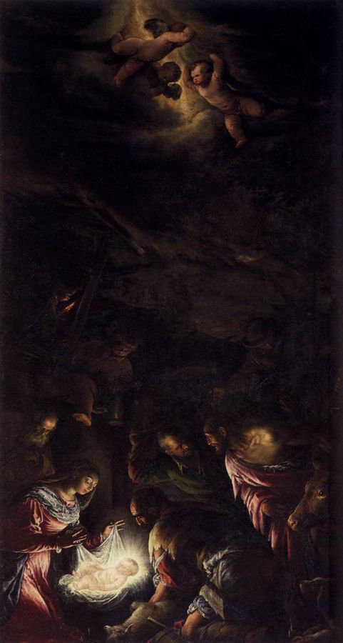 800px-Jacopo_da_Ponte_-_Adoration_of_the_Shepherds_-_WGA01461.jpg