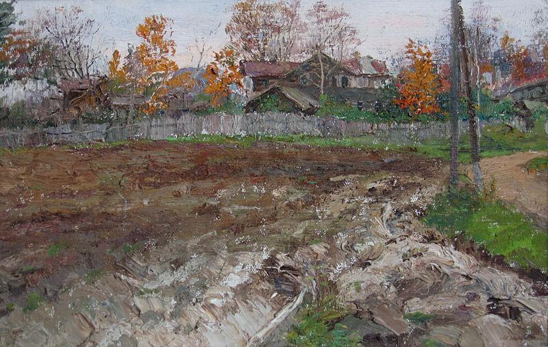 800px-Kozell-Mikhail-Autumn-in-Pargolovo-ch17bw.jpg