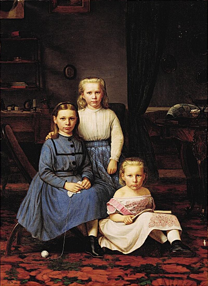 800px-Niels_Christian_Hansen_-_Agnes,_Hedevig_og_Mathilde_Ahlefeldt-Laurvigen_-_1868.png